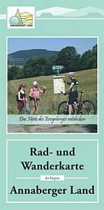 Rad- und Wanderkarte