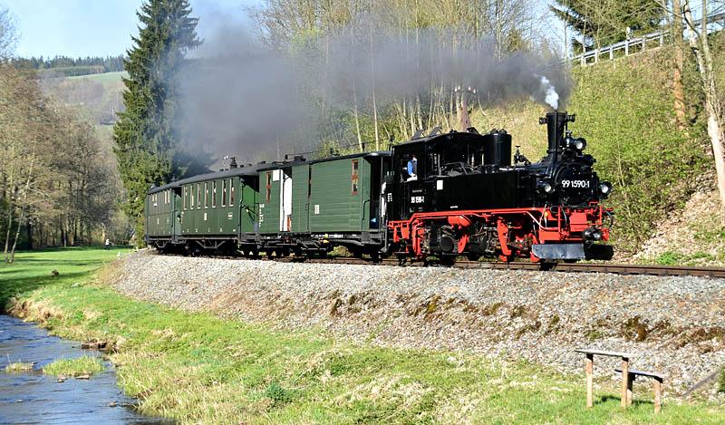 Foto: IG Preßnitztalbahn