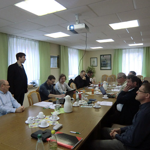 Beratung Arbeitsgruppe Infrastruktur in Mildenau