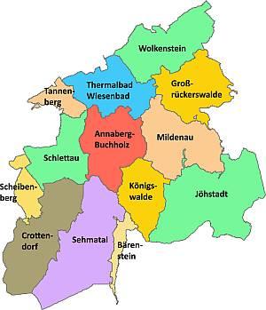 Gebietskulisse Annaberger Land